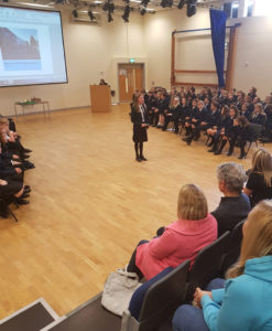 Year 7 assembly