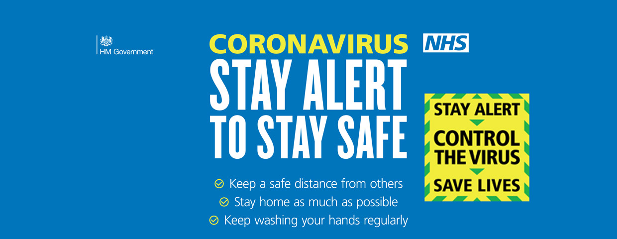 #StayAtHome and stay safe