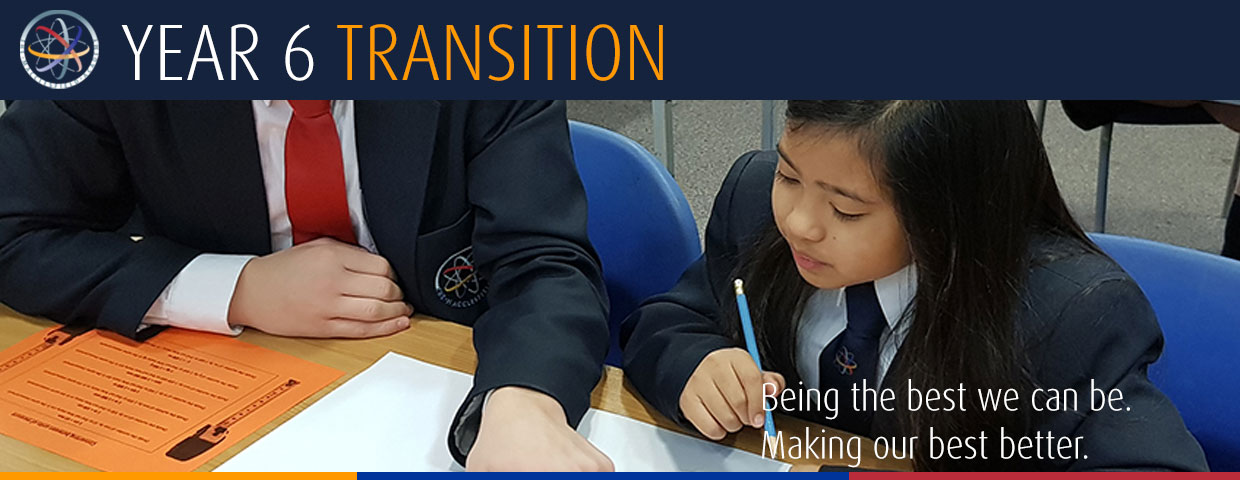 Transition from Primary School