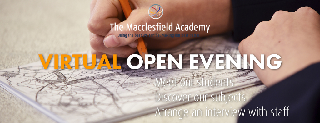 Visit our Virtual Open Evening